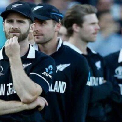 न्यूज़ीलैंड टीम
